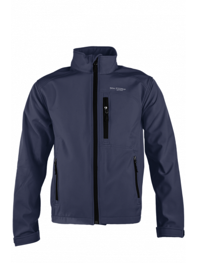 SOFT SHELL ARTIC GIACCA NAVY